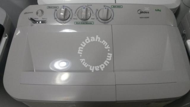 تعمیر ماشین لباسشویی میدیا اصفهان