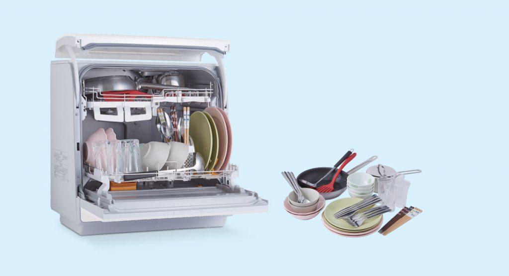 ماشین ظرفشویی روشن میشود ولی کار نمی کند