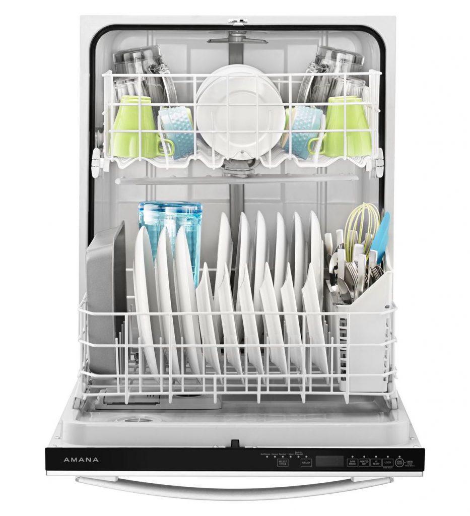 چرا ماشین ظرفشویی کار نمی کند