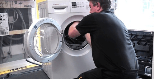 علت آبگیری نکردن ماشین لباسشویی اسنوا چیست؟
